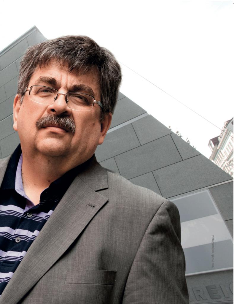 Karl Proyer, stv. Bundesgeschäftsführer GPA-djp und Chefverhandler beim Metall-KV