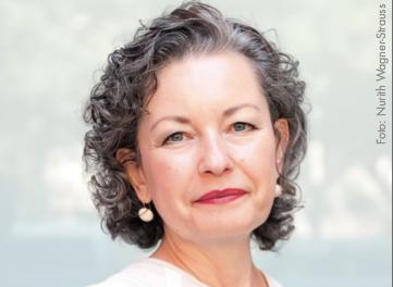 Dwora Stein - Chefredakteurin, Geschäftsführerin der GPA-djp