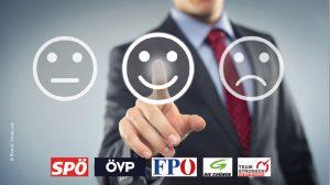 Wie stehen die Parteien zu den politischen Forderungen der GPA-djp? (Bildrechte: Photo-K, Fotolia.com)