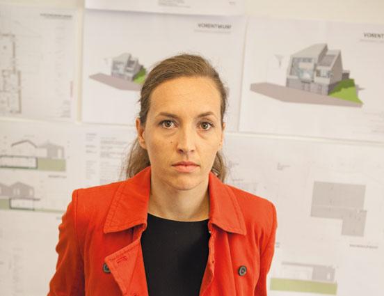 Laura Weissenbach ist als freie Dienstnehmerin rechtlich schlechter abgesichert als Angestellte. (Foto: Nurith Wagner-Strauss)