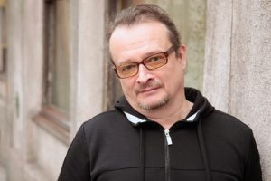 Bernhard Heinzlmaier (Bidl: Claudia Prieler)