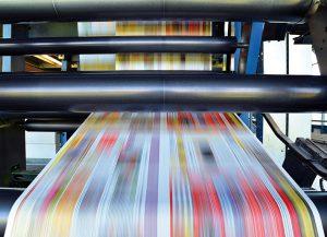 Kollektivvertrag: Sand im Getriebe der Druckereien