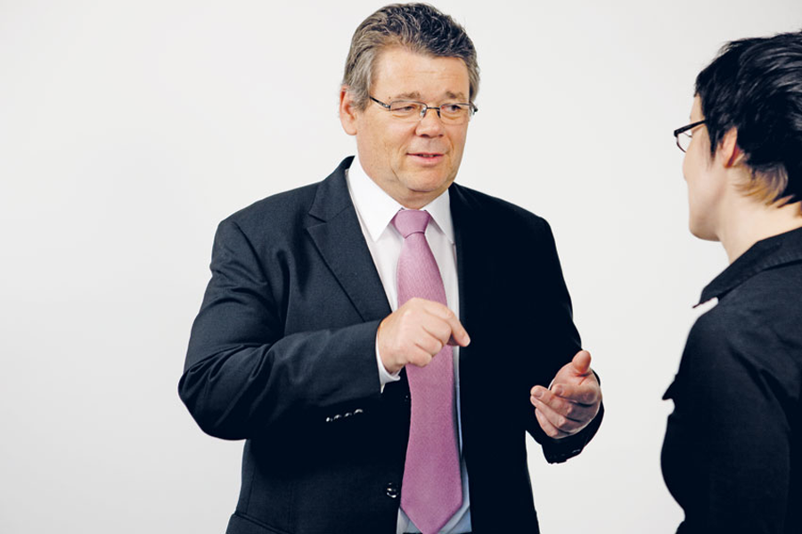 GPA-djp-Vorsitzender Wolfgang Katzian. Foto: Nurith Wagner-Strauss)