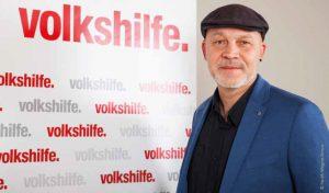 Erich Fenninger, Bundesgeschäftsführer der Volkshilfe Österreich, beantwortete die Fragen der KOMPETENZ. (Foto: Nurith Wagner-Strauss)
