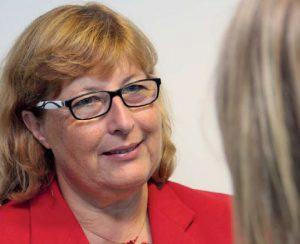 Ilse Fetik, Betriebsrätin