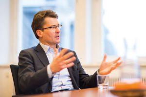Jörg Flecker ist Professor für Soziologie an der Universität Wien. Foto: Nurith Wagner-Strauss