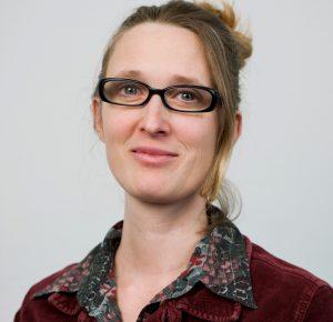 Datenschutzexpertin Clara Fritsch. Foto: Nurith Wagner-Strauss