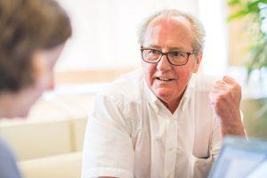 Wolfgang Schaden ist Unfallchirurg und stellvertretender ärztlicher