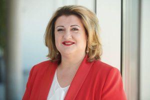 Christine Asperger, OMV-Konzernbetriebsratsvorsitzende
