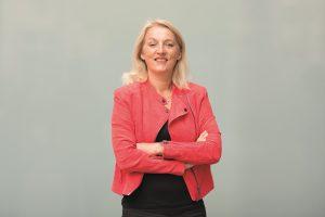 Evelyn Regner, geboren 1966, ist seit Juli 2009 Europaabgeordnete. Fast neun Jahre lang leitete sie das ÖGB-Europabüro in Brüssel bis sie 2008 als Leiterin der Stabsstelle EU und Internationales im ÖGB nach Wien zurückkehrte. Foto Nurith Wagner-Strauss