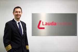 Sandro Mayer, Betriebsratsvorsitzender bei Laudamotion, Foto: Nurith Wagner-Strauss