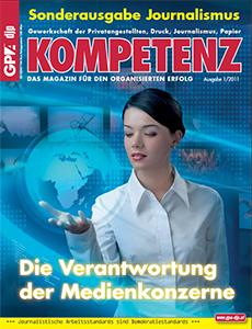 Sonderausgabe Journalismus 2011