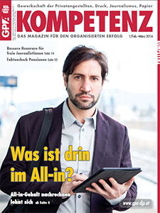 Ausgabe 1 2016