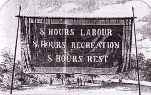 Der lange Kampf um geregelte Arbeitszeiten
