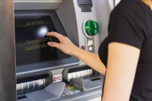 Abzocke am Geldautomaten