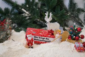 Wer bringt das Weihnachtsgeld?