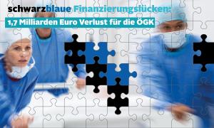 Kassenzentralisierung: Fehlanzeige bei fairer Finanzverteilung