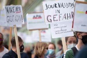 Journalismus unter Corona-Einfluss