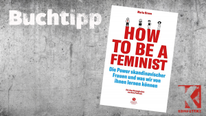 Buchtipp: How to be a feminist