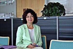 Irmgard Gettinger: Betriebsrätin in Meidling – und in ganz Europa