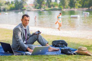 Arbeitsrecht: Allzeit bereit, ständig gestresst