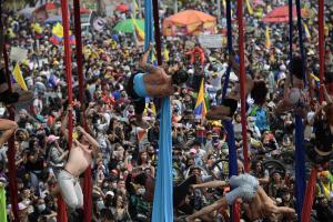 Kolumbien: Gewerkschaften fordern sofortiges Ende der Gewalt