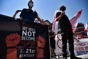Griechenland: Längere Arbeitszeiten und Einschränkungen des Streikrechts