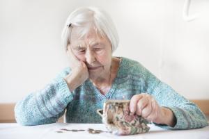 42 Prozent weniger Pension für Frauen